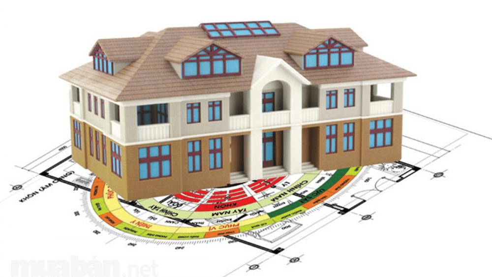 Phong thủy trong xây nhà luôn được gia chủ quan tâm.