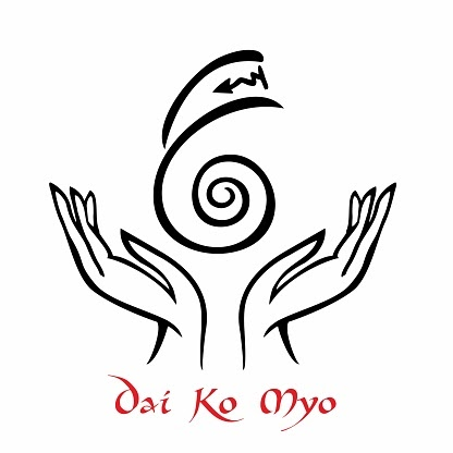 Biểu tượng thiêng liêng Dai Ko Myo (Ảnh: media.istockphoto.com)