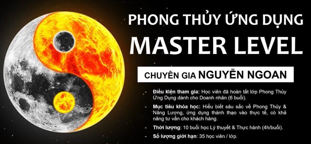 Khóa học phong thủy thực hành Master Level của chuyên gia Nguyễn Ngoan