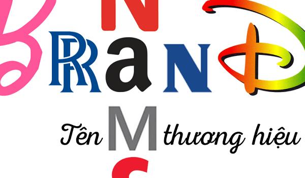 Tên thương hiệu cần có ý nghĩa tốt đẹp như may mắn, uy tín hoặc khát vọng.