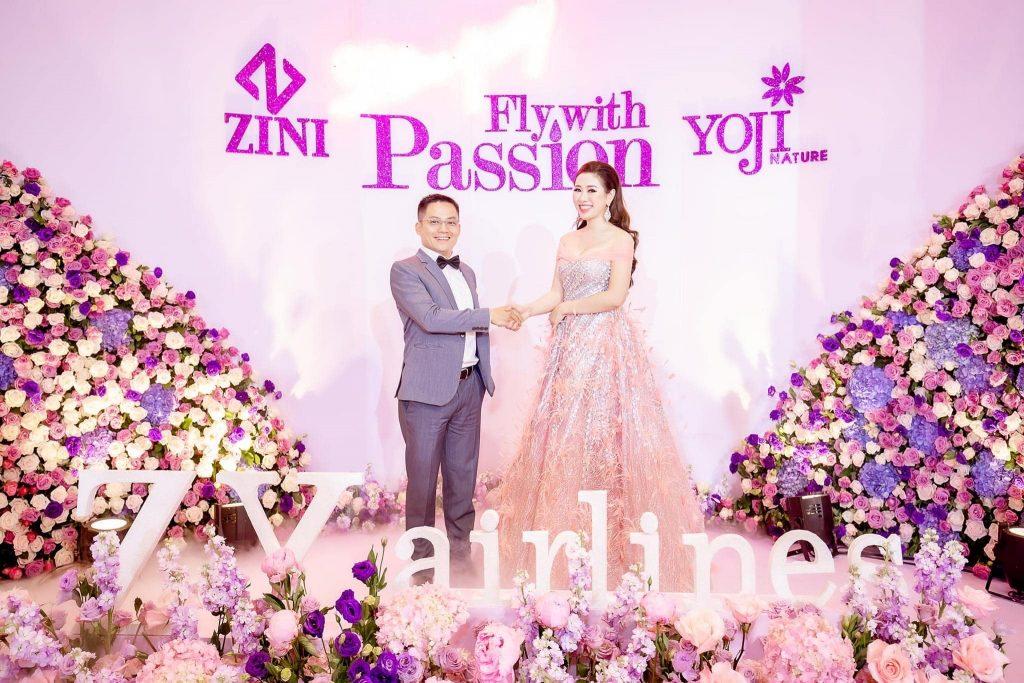 CEO Hoàng Tuyết Mai - công ty TNHH SX XNK Mỹ phẩm Yoji Nature