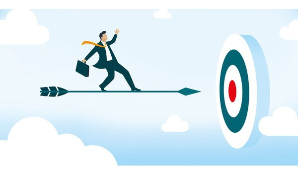 Muốn trở thành doanh nhân thành đạt, bạn phải theo đuổi mục tiêu đến cùng.