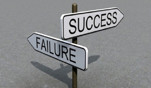 Bạn cần chấp nhận thất bại để tiến đến thành công