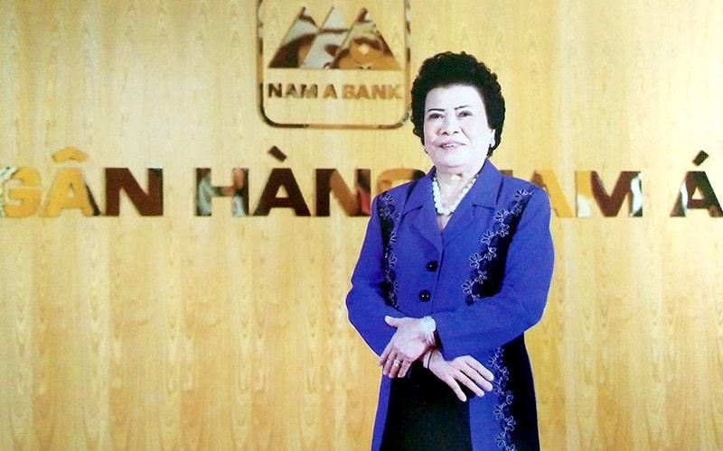 Chủ tịch tập đoàn Hoàn Cầu - Trần Thị Hường
