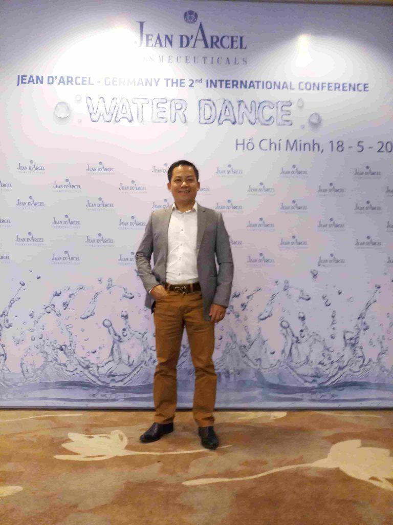 Chuyên gia Nguyễn Ngoan tại buổi hội nghị