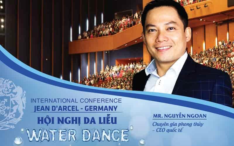 Chuyên gia Phong thủy Nguyễn Ngoan rất am hiểu về Phong thủy Spa