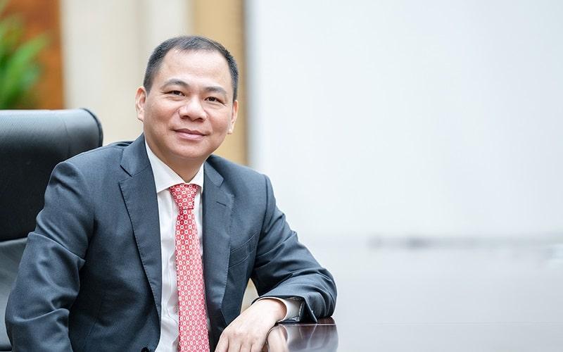 Người giàu nhất Việt Nam - Tỷ phú Phạm Nhật Vượng