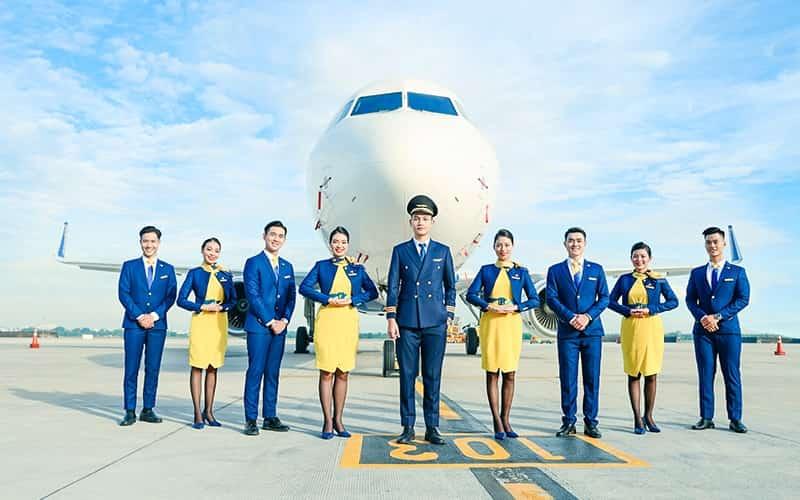 Vietravel Airline là thương hiệu mới trên thị trường