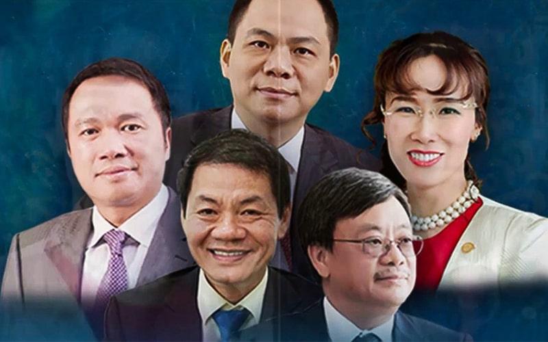 Các tỷ phú Việt Nam: Họ đã khởi nghiệp như thế nào?