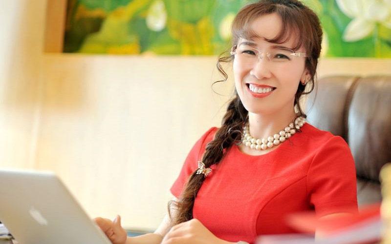 Bà Nguyễn Thị Phương Thảo khởi nghiệp ở Đông  u từ năm 18 tuổi