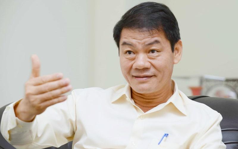 Ông Trần Bá Dương - chủ tịch tập đoàn ô tô Trường Hải là một trong 6 vị tỷ phú USD của Việt Nam do tạp chí Forbes công nhận.