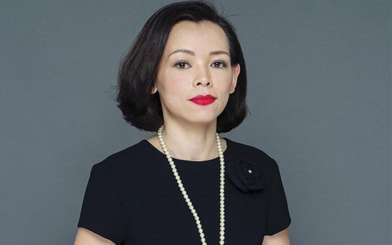 Bà Nguyễn Thị Bạch Điệp - chủ tịch HĐQT FPT Retail được Forbes Asia bình chọn doanh nhân quyền lực nhất châu Á năm 2020.