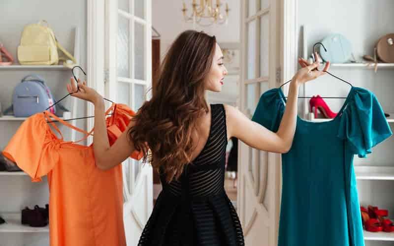 Ứng dụng phong thuỷ trong thời trang giúp chọn quần áo hợp mệnh.